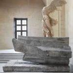 サモトラケのニケを手元に置ける日が・・・ ルーヴル美術館を身近に感じる、そんな日がやってきました。