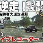 (危険)恐るべし逆走!認知症高齢者ドライバーの罪なき運転