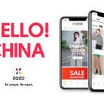 ZOZOが12月10日、中国でZOZOTOWN「ZOZO」の提供を開始!約7年ぶりの再参入で巻き返しを狙う?