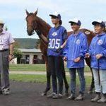 競走馬が2750万円で落札! 北海道の農業高校の生徒が育てたサラブレッドが日の目をみる瞬間・・・