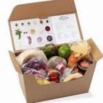 セブンミールキットやミールキットドコモなど、栄養のバランスを考えた食材セットが宅配便で届けられる